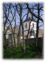 Alte Wehrmauer in Gundersheim